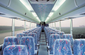 Houston Bus Service Houstoon Coach Service Coach Buses Houston Caoch Busses Bathroom Bus